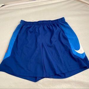 Nike DriFit blue Mets athletic shorts